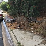 Illegal Dumping - Street/Sidewalk at 1387–1485 38th St