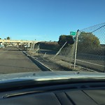 Damaged Guardrail at 3901–3927 Pacific Hwy