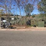 Illegal Dumping - Open Space/Canyon/Park at Azuaga St