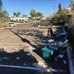 Illegal Dumping - Open Space/Canyon/Park at 6601–6675 Mohawk St