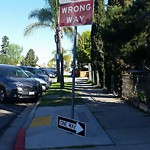 Traffic Sign at 4100-4130 43rd St
