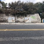 Graffiti at 2610–2632 30th St