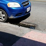 Pothole at 3933-3957 30th St