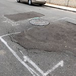 Pothole at 3030 46th St