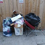 Illegal Dumping - Open Space/Canyon/Park at 2549 Fairmount Ave