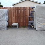 Illegal Dumping - Open Space/Canyon/Park at 4365 Maple St