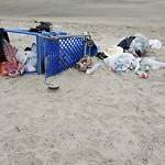 Illegal Dumping - Open Space/Canyon/Park at 1098 W Mission Bay Dr