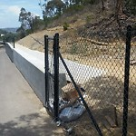 Illegal Dumping - Open Space/Canyon/Park at Sr 15 Commuter Bikeway