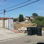 Illegal Dumping - Open Space/Canyon/Park at 4444 Redwood St
