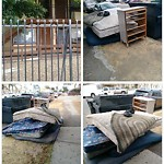 Illegal Dumping - Open Space/Canyon/Park at 4058 42nd St