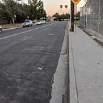 Street Sweeping at 6401 Solita Ave
