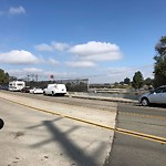 Street Sweeping at I-805 N