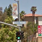 Traffic Sign at 12929 Rancho Penasquitos Blvd