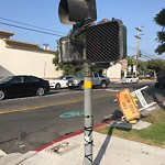 Signal Facing Wrong Direction at 4511–4519 Fanuel St