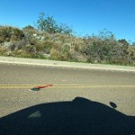 Damaged Guardrail at 4631–4699 Friars Rd