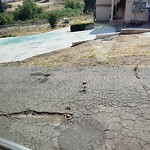 Pothole at 6798 Madrone Ave, San Diego, Ca 92114, Usa