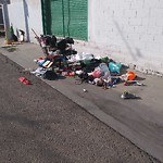 Illegal Dumping at 3004 Commercial St, San Diego, Ca 92113, Usa