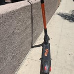 Scooter Issue at 2727–2773 Bayside Walk
